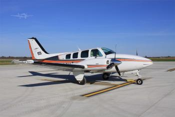 1992 BEECHCRAFT 58 BARON for sale - AircraftDealer.com