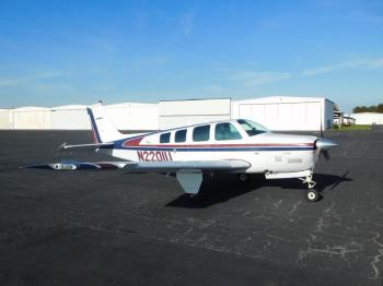 1997 BEECHCRAFT B36TC BONANZA for sale - AircraftDealer.com