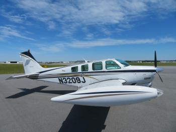 2000 BEECHCRAFT A36 BONANZA for sale - AircraftDealer.com