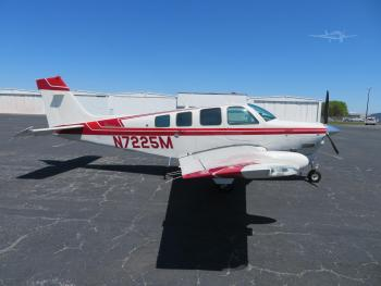 1985 BEECHCRAFT A36 BONANZA for sale - AircraftDealer.com