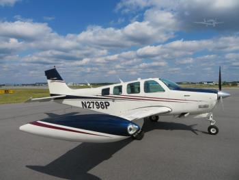 1986 BEECHCRAFT A36 BONANZA for sale - AircraftDealer.com