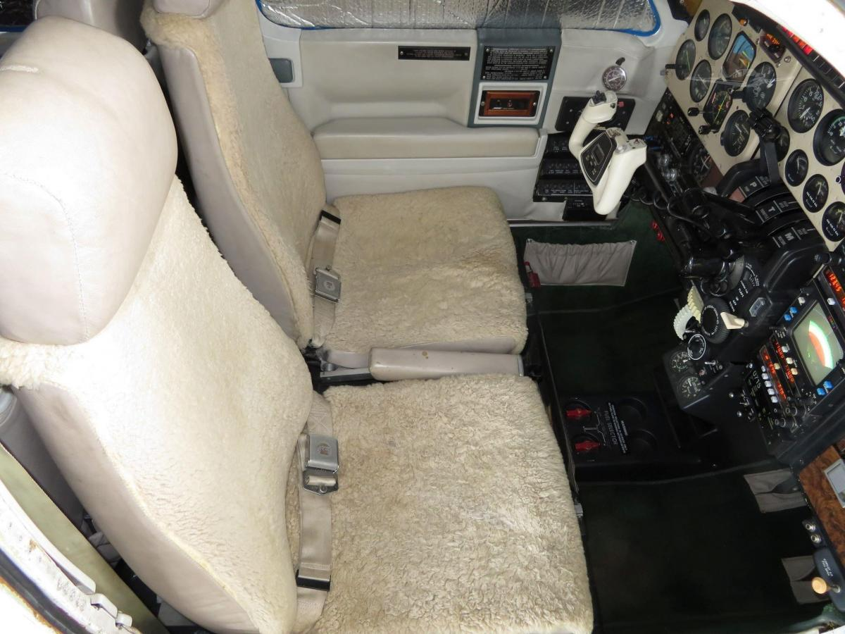 1980 BEECHCRAFT 58P BARON Photo 3