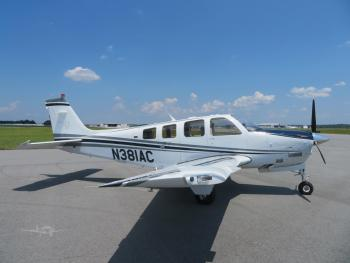 2007 BEECHCRAFT G36 BONANZA for sale - AircraftDealer.com