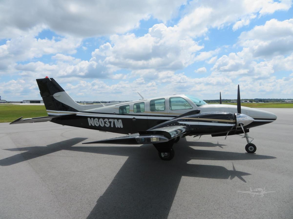 1979 BEECHCRAFT 58 BARON Photo 2