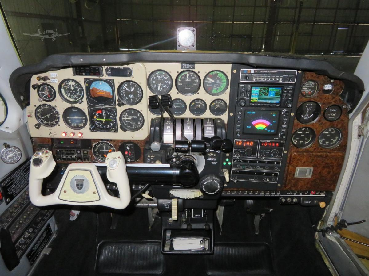 1979 BEECHCRAFT 58 BARON Photo 5