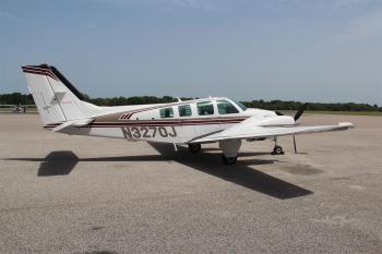 1996 BEECHCRAFT 58 BARON for sale - AircraftDealer.com