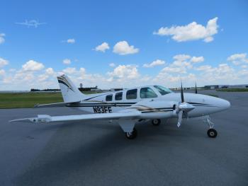 1992 BEECHCRAFT 58 BARON for sale - AircraftDealer.com