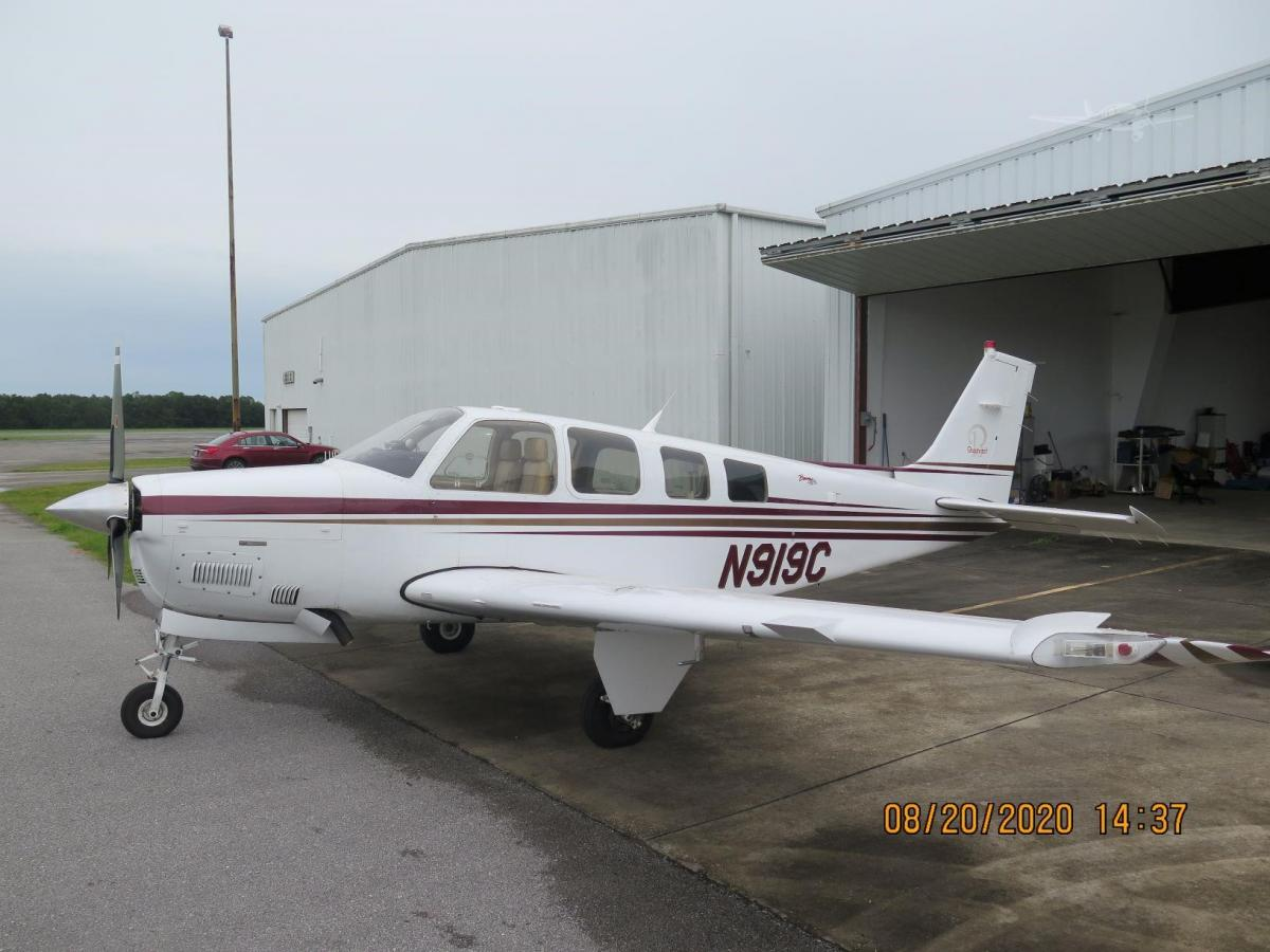2004 BEECHCRAFT A36 BONANZA Photo 2