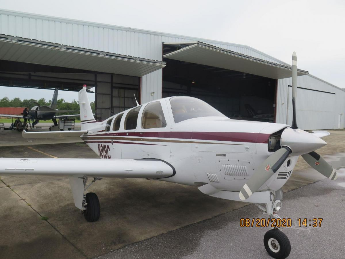 2004 BEECHCRAFT A36 BONANZA Photo 3