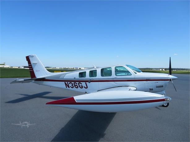 1996 BEECHCRAFT A36 BONANZA Photo 2