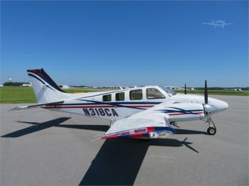 2001 BEECHCRAFT 58 BARON for sale - AircraftDealer.com