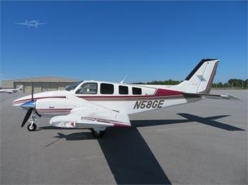 1985 BEECHCRAFT 58 BARON for sale - AircraftDealer.com