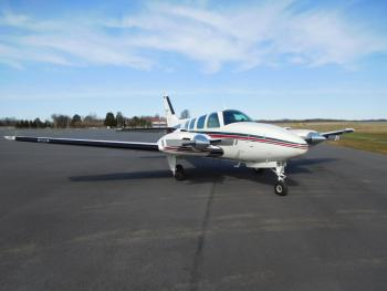 1982 Beech 58 Baron for sale - AircraftDealer.com