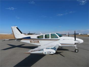 1970 BEECHCRAFT E55 BARON for sale - AircraftDealer.com
