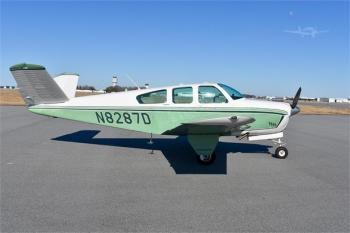 1958 BEECHCRAFT J35 BONANZA for sale - AircraftDealer.com