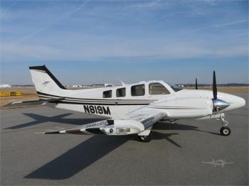 2007 BEECHCRAFT G58 BARON for sale - AircraftDealer.com