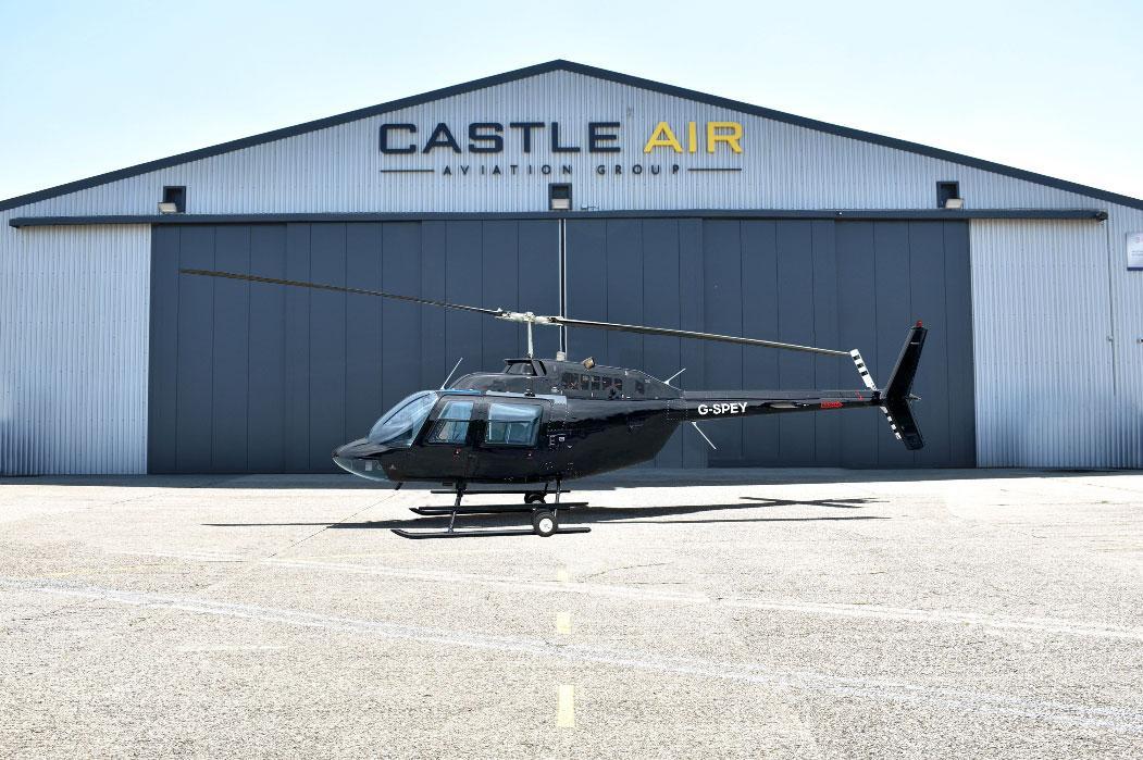 1981 Bell 206B-3 III Photo 2