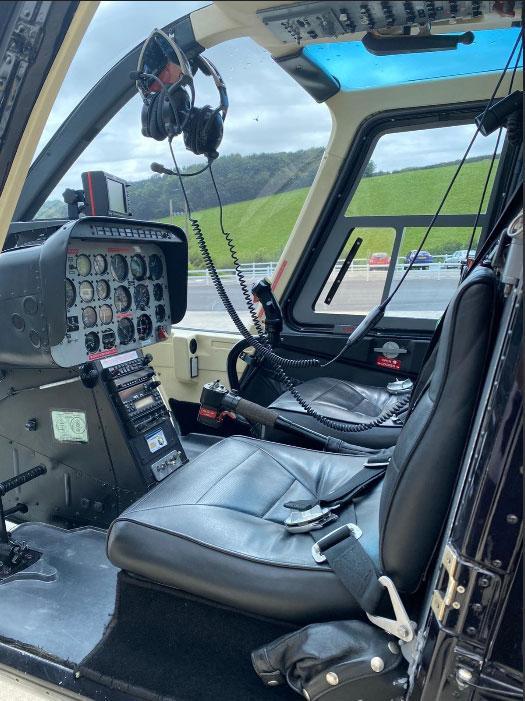 1981 Bell 206B-3 III Photo 5