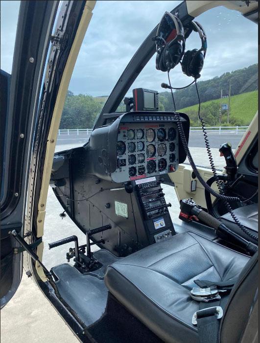 1981 Bell 206B-3 III Photo 6