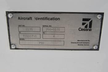 2000 Cessna Citation X - Photo 8