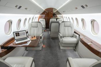 2003 Dassault Falcon 2000 EX for sale - AircraftDealer.com