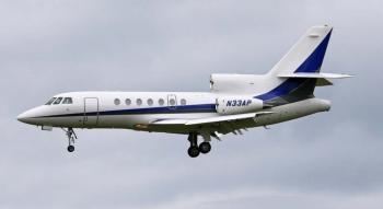 1982 Dassault Falcon 50-4 for sale - AircraftDealer.com