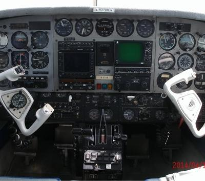1975 BEECHCRAFT B60 DUKE Photo 4
