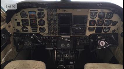 1980 BEECHCRAFT KING AIR C90 Photo 5