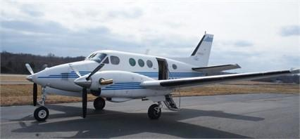 1973 BEECHCRAFT KING AIR E90 - Photo 1