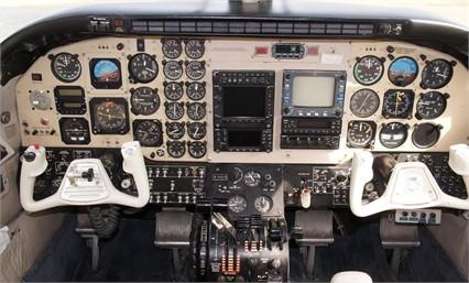 1973 BEECHCRAFT KING AIR E90 Photo 3