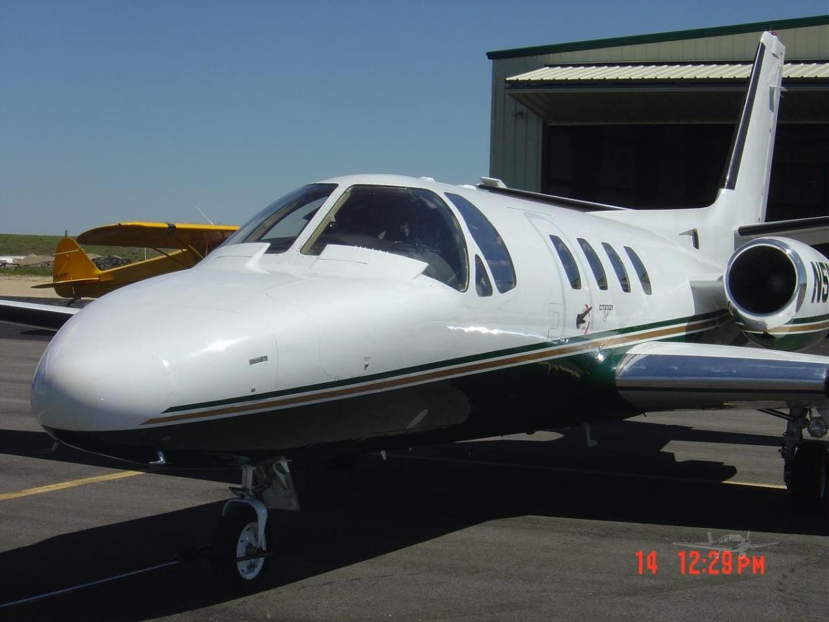 1973 CESSNA CITATION 500 Photo 2