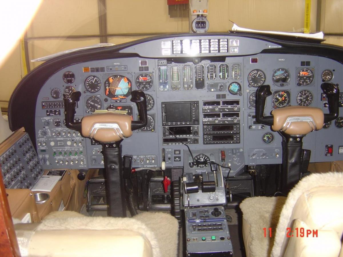 1973 CESSNA CITATION 500 Photo 4