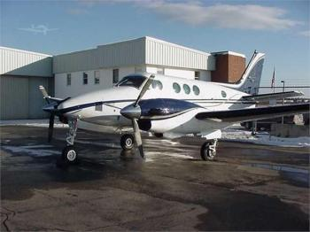1975 BEECHCRAFT KING AIR C90 for sale - AircraftDealer.com