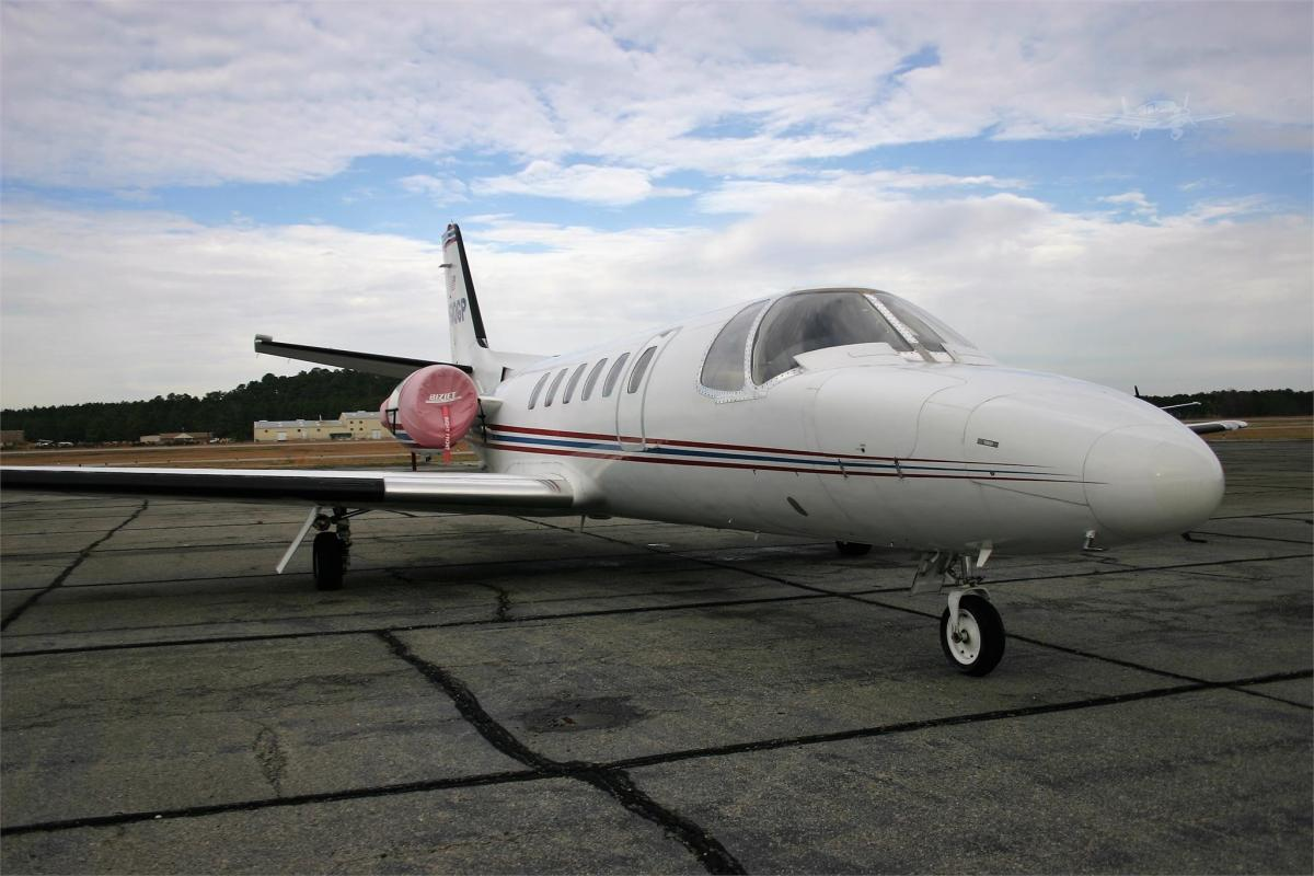 1982 CESSNA CITATION II  - Photo 1