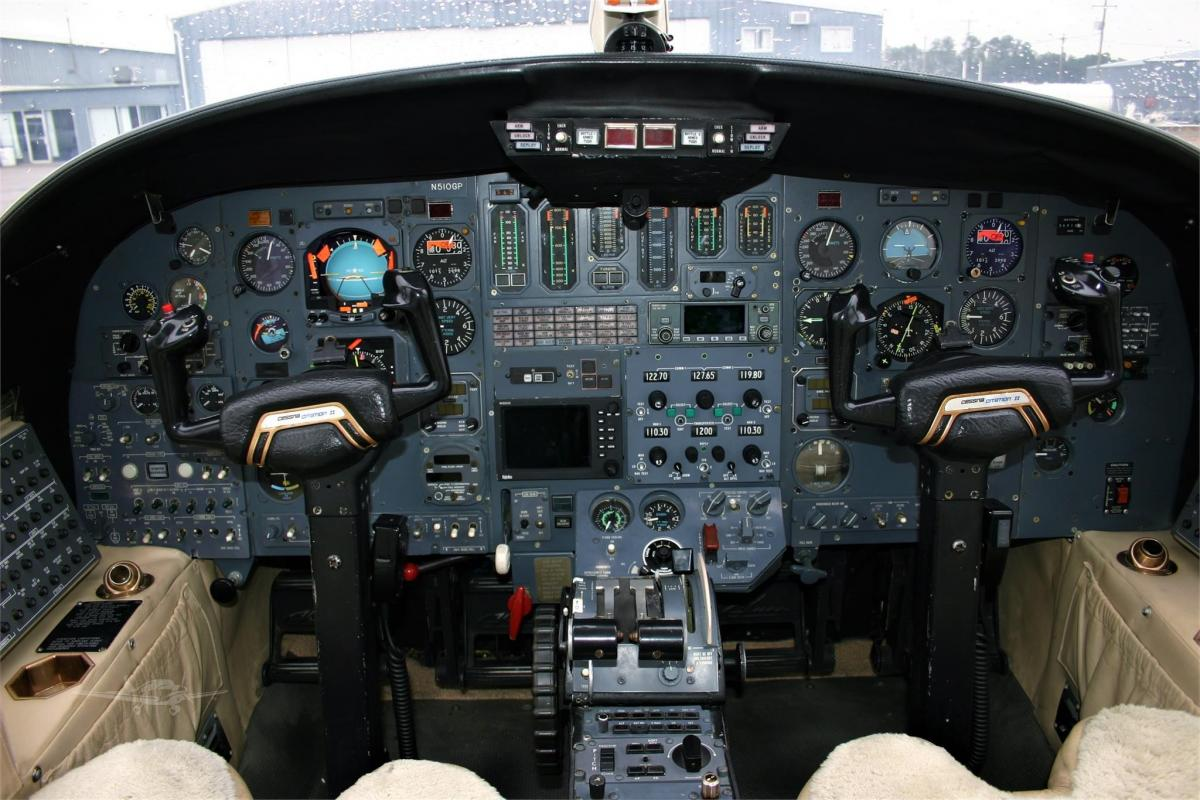 1982 CESSNA CITATION II  Photo 4