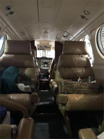 1984 BEECHCRAFT KING AIR 200 - Photo 3