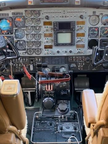 1984 BEECHCRAFT KING AIR 200 - Photo 4