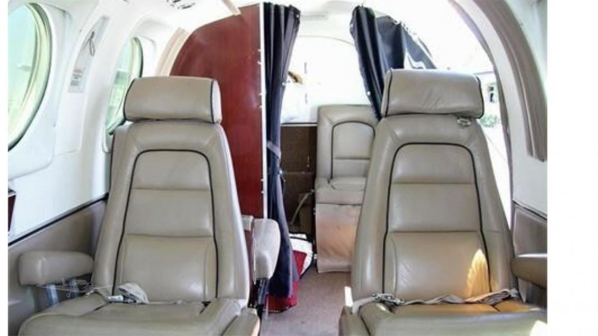 1978 BEECHCRAFT KING AIR C90 Photo 4