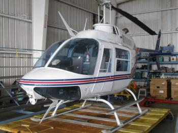 1976 BELL 206B III for sale - AircraftDealer.com