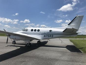1971 BEECHCRAFT KING AIR C90 for sale - AircraftDealer.com