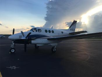 1973 BEECHCRAFT KING AIR E90 for sale - AircraftDealer.com