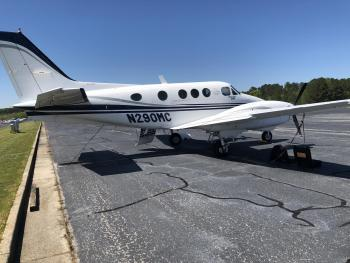 1976 BEECHCRAFT KING AIR E90 for sale - AircraftDealer.com