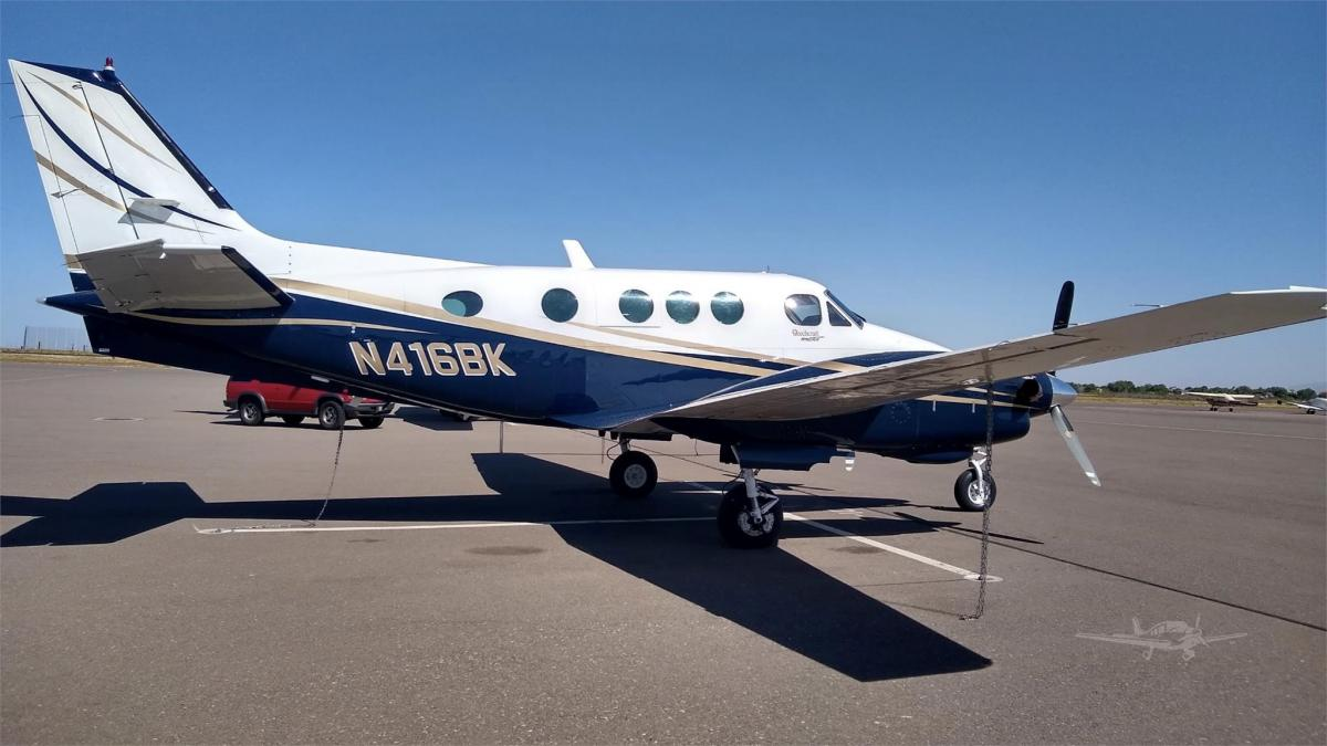 1978 BEECHCRAFT KING AIR C90 Photo 5