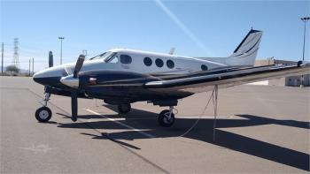 1978 BEECHCRAFT KING AIR C90 for sale - AircraftDealer.com