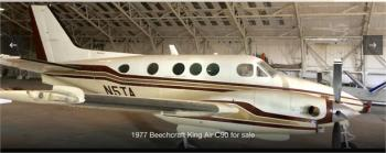 1977 BEECHCRAFT KING AIR C90 for sale - AircraftDealer.com