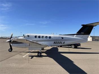 1978 BEECHCRAFT KING AIR 200 for sale - AircraftDealer.com