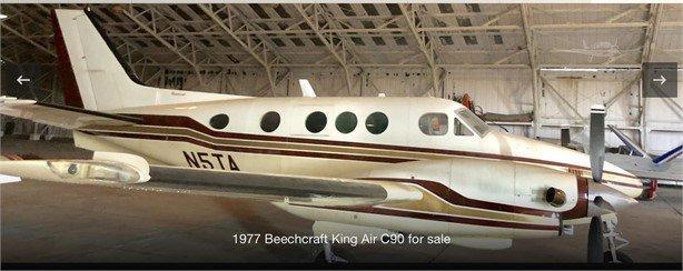 1977 BEECHCRAFT KING AIR C90 Photo 2