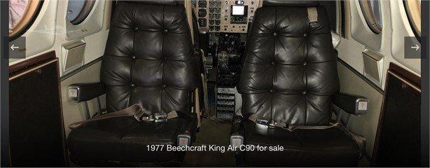 1977 BEECHCRAFT KING AIR C90 Photo 4