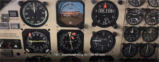 1977 BEECHCRAFT KING AIR C90 Photo 5