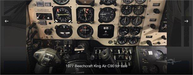 1977 BEECHCRAFT KING AIR C90 Photo 6